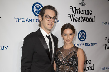 Ashley Tisdale Christopher French The Art of Elysium Presents Vivienne Westwood & Andreas Kronthaler's 2016 HEAVEN Gala - Arrivals