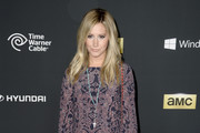 Ashley Tisdale Print Dress