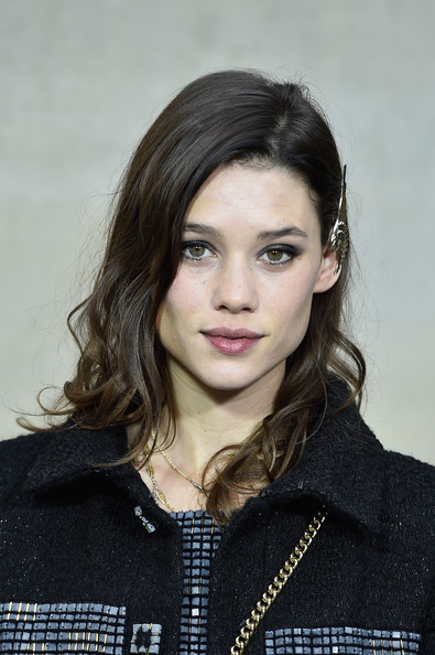 Astrid Berges Frisbey Long Curls
