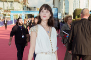 Astrid Berges Frisbey Maxi Dress