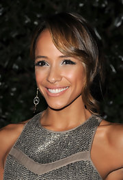 Dania Ramirez added high drama to her alluring look with dainty false lashes.