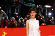 Audrey Tautou Halter Dress