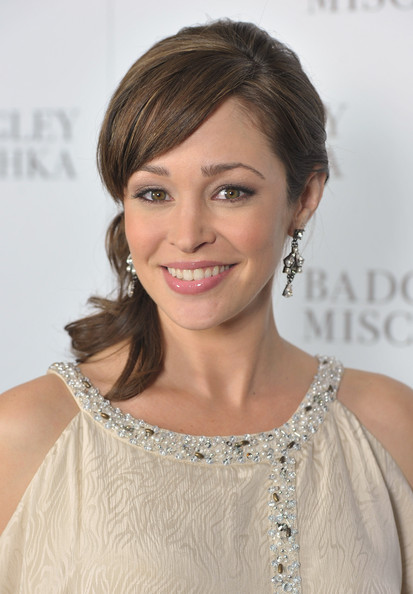 Autumn Reeser Ponytail