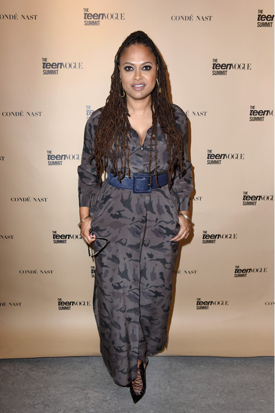 Ava DuVernay Shirtdress