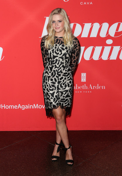 Ava Phillippe Lace Dress