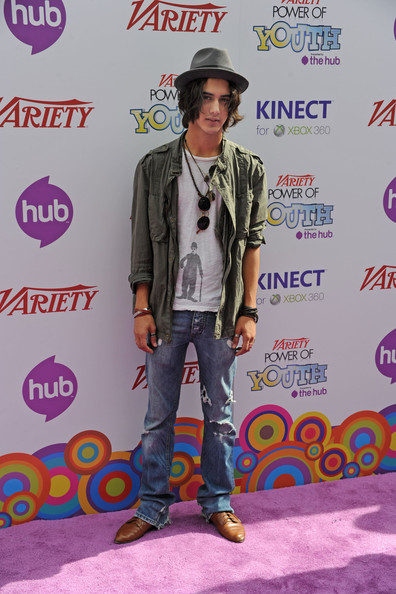 Avan Jogia Shoes
