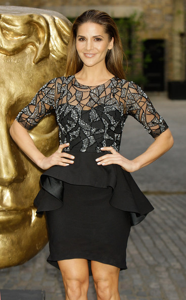 More Pics of Amanda Byram Cocktail Dress (1 of 5) - Amanda Byram Lookbook - StyleBistro