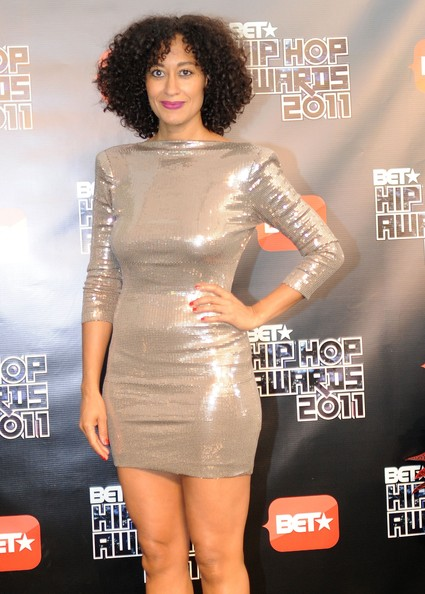 More Pics of Tracee Ellis Ross Mini Dress (1 of 1) - Tracee Ellis Ross Lookbook - StyleBistro