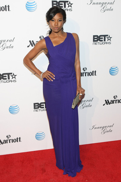 More Pics of Gabrielle Union Evening Dress (1 of 12) - Evening Dress Lookbook - StyleBistro