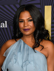 Nia Long framed her face with corkscrew curls for the American Black Film Festival Honors.