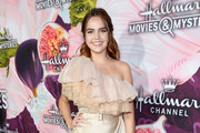 Bailee Madison One Shoulder Dress