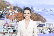 Bailee Madison Short Suit