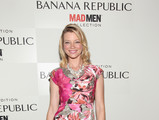 Actress Amy Smart attends the Banana Republic Mad Med Spring Collection Launch held at a private residence on February 29, 2012 in Los Angeles, California.
