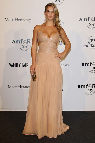 Bar Refaeli Evening Dress