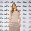Bar Refaeli in Knit Pleats