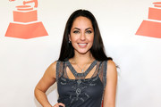 Barbara Mori Beaded Dress