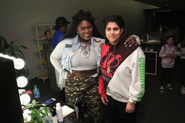 More Pics of Danielle Brooks Half Up Half Down (1 of 14) - Updos Lookbook - StyleBistro