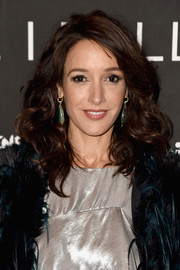 Jennifer Beals attended the New York screening of 'Before I Fall' wearing her hair in bouncy curls.