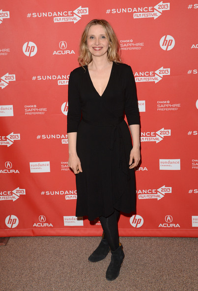 More Pics of Julie Delpy Ankle Boots (3 of 12) - Julie Delpy Lookbook - StyleBistro