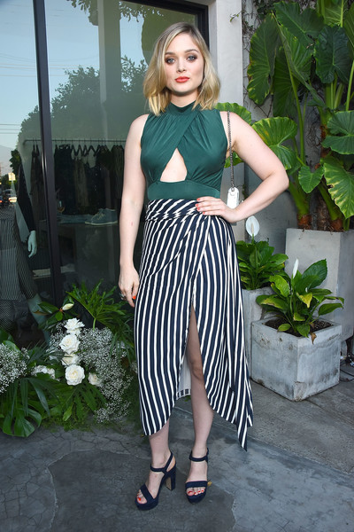 Bella Heathcote Fitted Blouse