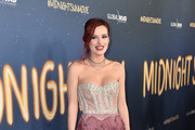 Bella Thorne Corset Dress
