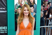 Bella Thorne Fishtail Dress