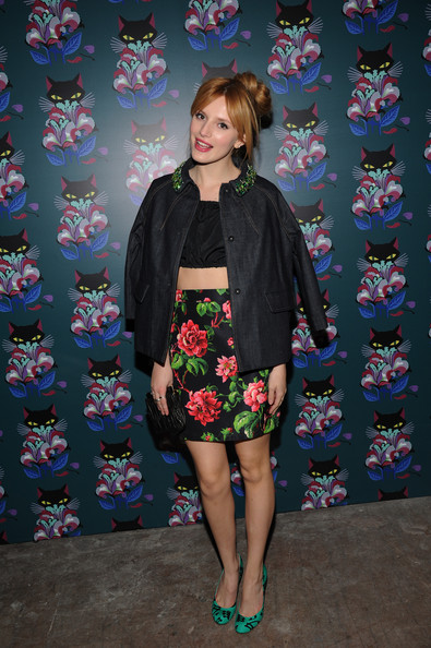 Bella Thorne Denim Jacket