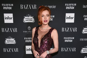 Bella Thorne Sequin Dress