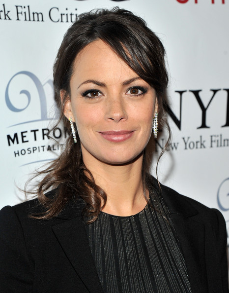 Berenice Bejo Diamond Hoops