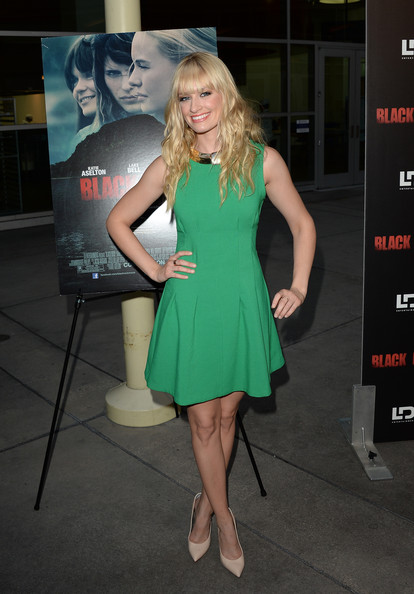 Beth Behrs Cocktail Dress