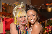Betsey Johnson's Pool Party at Sunset Tower