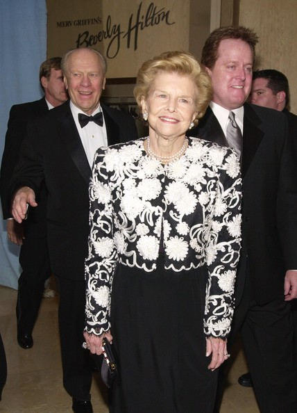 (FILE) Former First Lady Betty Ford Dies At 93