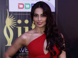 Bipasha Basu Hard Case Clutch