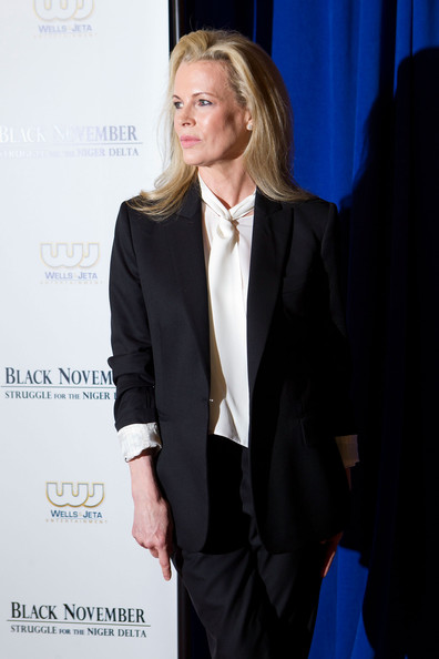 More Pics of Kim Basinger Ankle Boots (1 of 11) - Kim Basinger Lookbook - StyleBistro