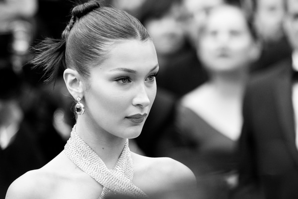 More Pics of Bella Hadid Hair Knot (4 of 48) - Bella Hadid Lookbook - StyleBistro