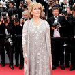 Jane Fonda In Valentino Haute Couture