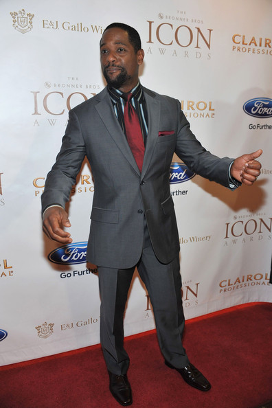 Blair Underwood Accessories