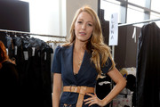Blake Lively Fitted Jacket