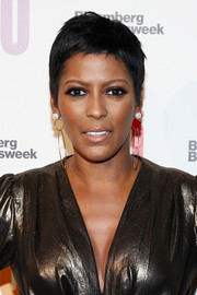Tamron Hall went for a pixie cut at the Bloomberg 50 celebration.