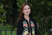 Bonnie Wright Cropped Jacket