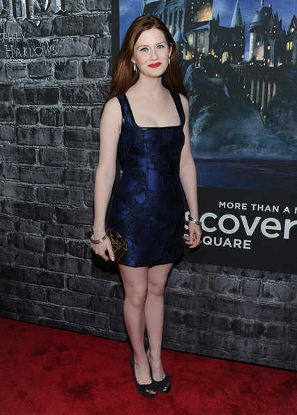 Bonnie Wright Shoes