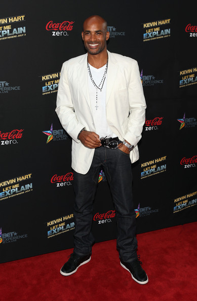 Boris Kodjoe Clothes