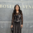 Salma Hayek at Bottega Veneta