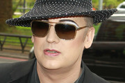 Boy George Aviator Sunglasses