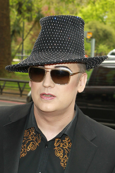 Boy George Hats