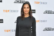 Padma Lakshmi Strappy Sandals