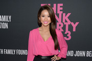 Brenda Song Loose Blouse