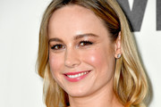 Brie Larson Long Wavy Cut