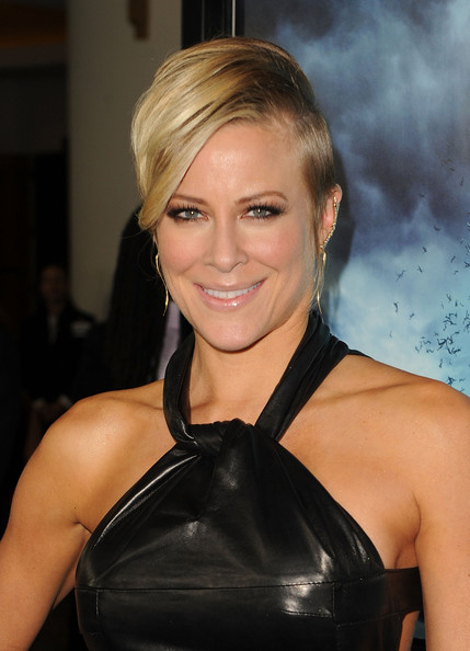 Brittany Daniel Short Straight Cut