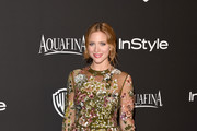 Brittany Snow Beaded Dress